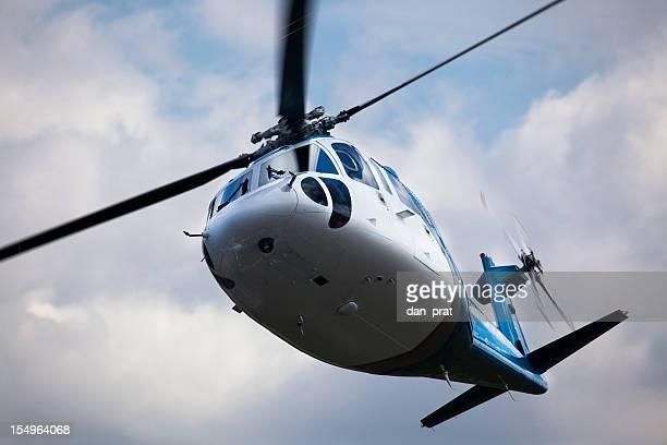 Corporate Hubschrauber