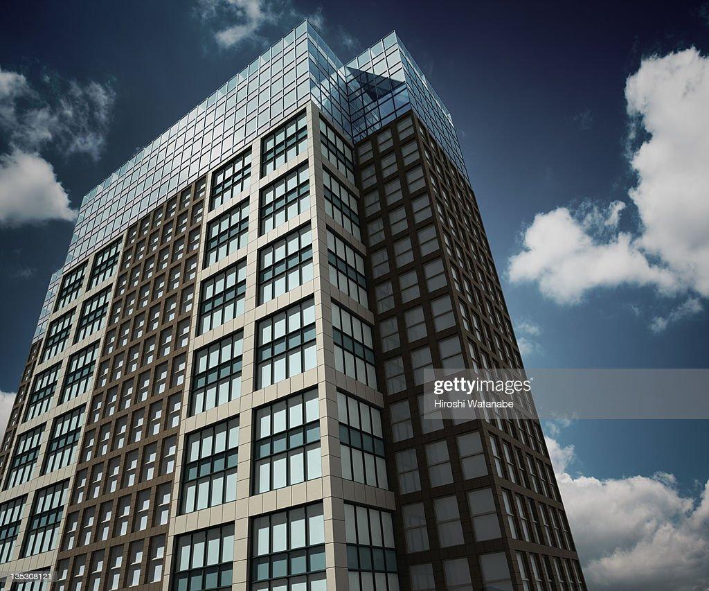 Corporate merger : Stock Photo