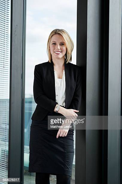 corporate - black blazer stock photos and pictures