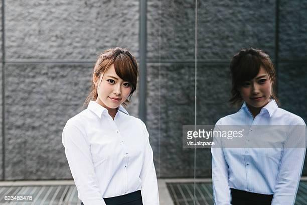 Corporate Portrait of a Businesswoman
