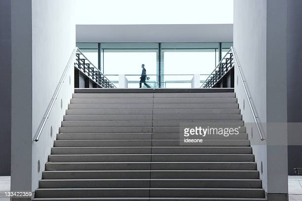 corporate staircase