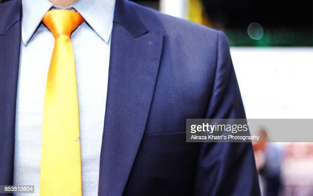 corporate wearings - kragen stock-fotos und bilder