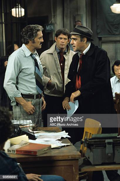 MILLER Corporation Season Four 10/6/77 Capt Miller Wojo Det Fish and Det Yemana dealt with a graffiti artist who wanted to commit suicide in the...