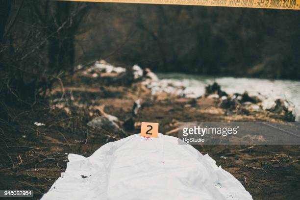 corpse on the ground - dead body in water stock pictures, royalty-free photos & images
