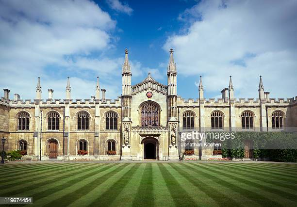 corpus christi college cambridge - cambridge stock pictures, royalty-free photos & images