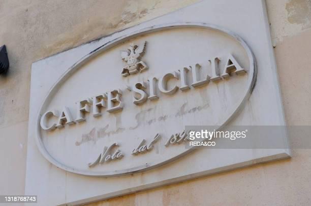 Corrado Assenza. Master pastry chef of Caffè Sicilia is one of the most famous Italian pastry chefs. Corso Vittorio Emanuele. 125 Noto. Syracuse....