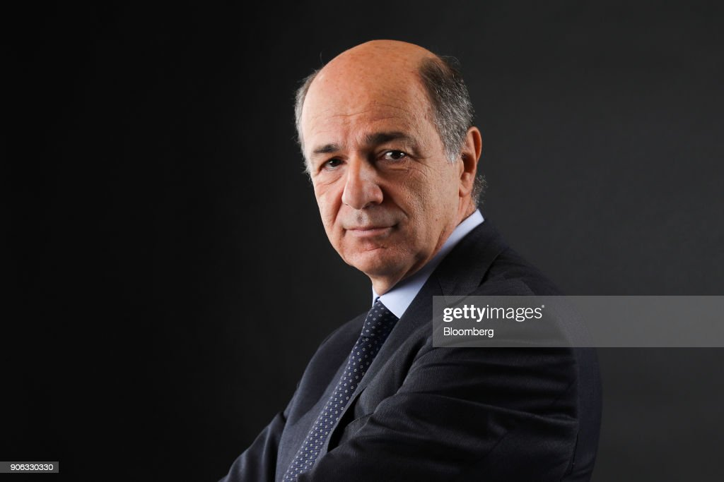 Italy's Former Economic Development Minister Caoorado Passera Interview