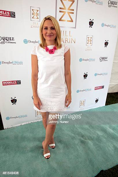 NBC correspondent Andrea Canning attends Jill And Bobby Zarin's 2015 Luxury Luncheon on July 18 in Southampton New York