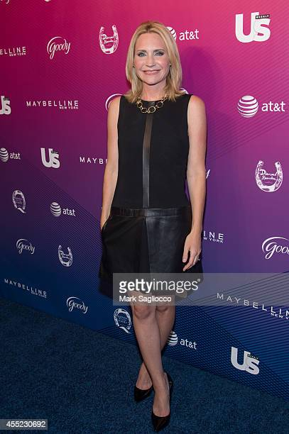 Correspondent Andrea Canning attends Us Weekly's Most Stylish New Yorkers of 2014 at Diamond Horseshoe at the Paramount Hotel on September 10 2014 in...
