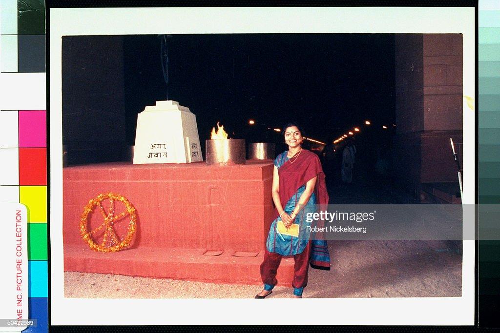 Anita Pratap : News Photo