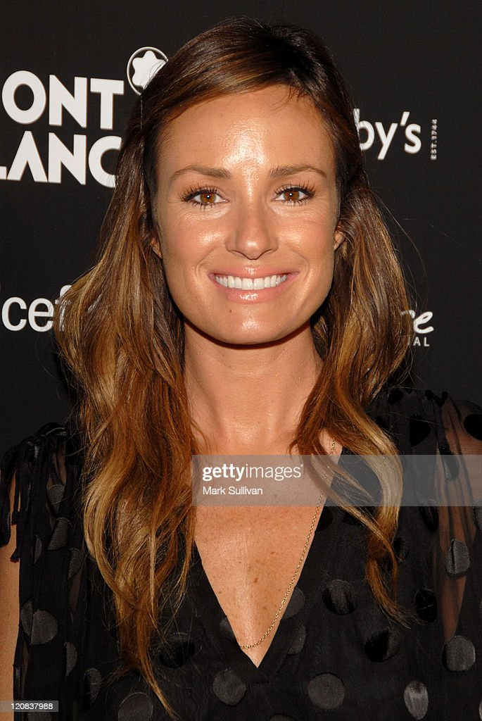 E! correspondent Catt Sadler arrives at the Charity Auction Gala to benefit UNICEF hosted by Montblanc at the Beverly Wilshire Four Seasons Hotel on September 17, 2009 in Beverly Hills, California.