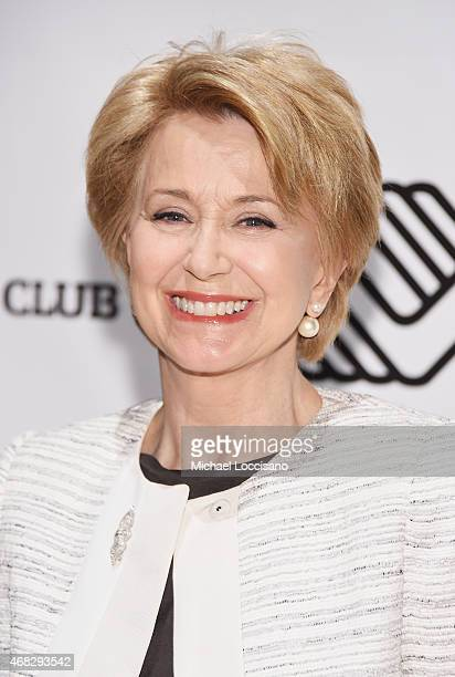 Correspondent Jane Pauley attends the Kips Bay Boys and Girls Club's annual President's dinner at Cipriani 42nd Street on April 1 2015 in New York...