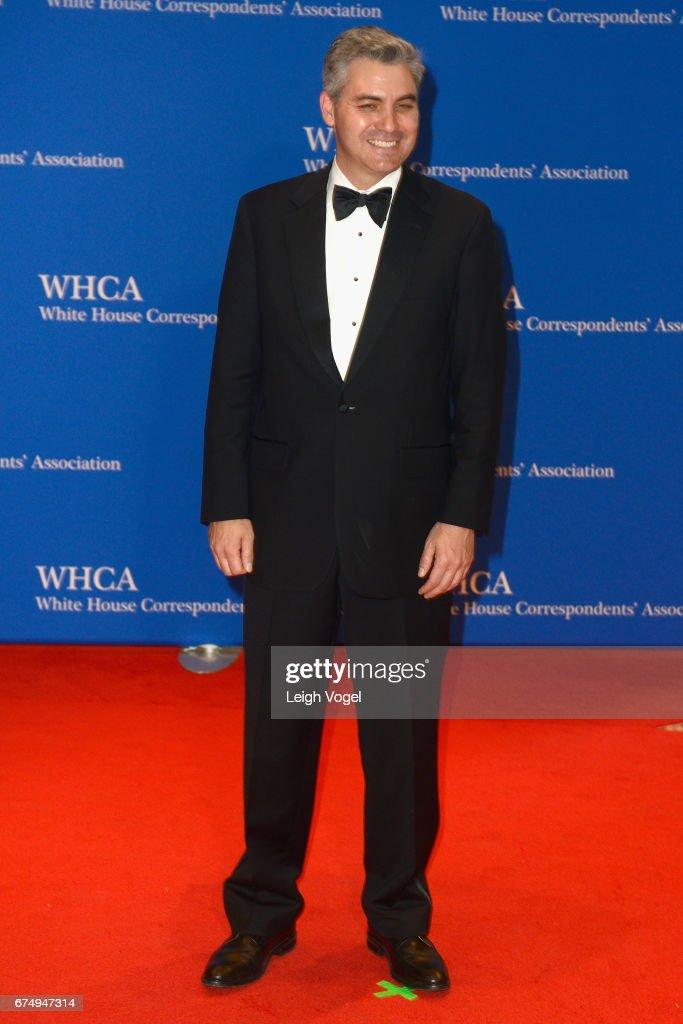 Correspondent Jim Acosta attends the 2017 White House Correspondents' Association Dinner at Washington Hilton on April 29, 2017 in Washington, DC.