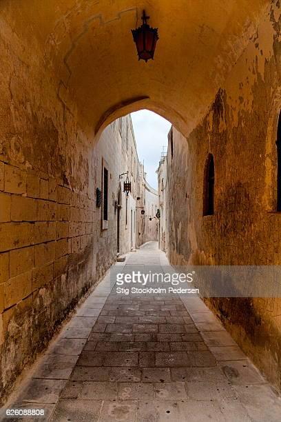Corridors In Malta