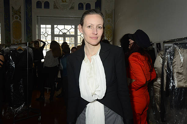 527689c4f7 Corrie Nielsen attends the Corrie Nielsen show as part of the Paris Fashion  Week Womenswear Fall