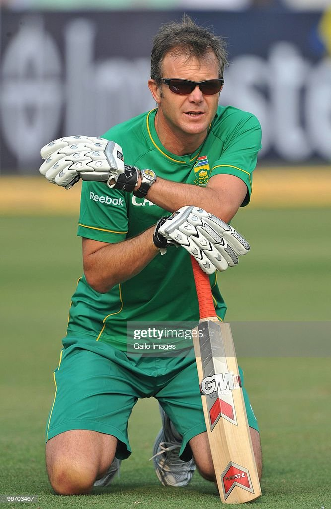 Second Test - India v South Africa: Day 2 : News Photo
