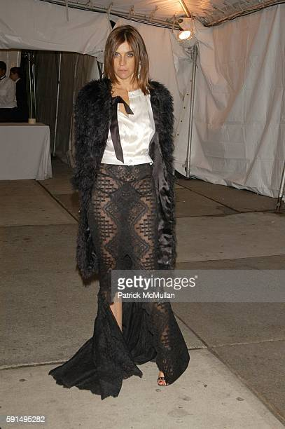 Corrine Roitfeld attends The Metropolitan Museum of Art Costume Institute Spring 2004 Benefit Gala celebrating the exhibition Chanel at Metropolitan...