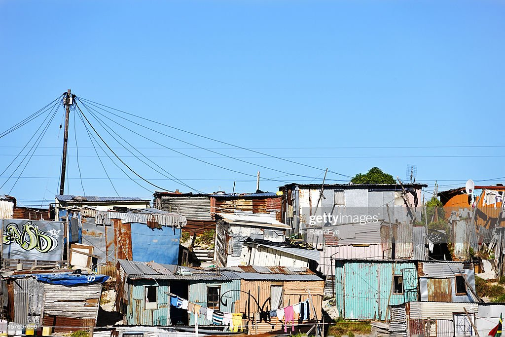 Khayelitsha, the 'new home'