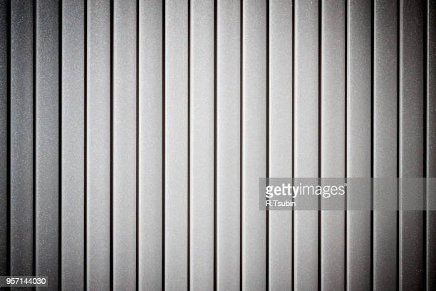 corrugated metal texture surface background - プラチナ ストックフォトと画像