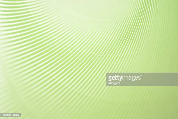 corrugated paper abstract pattern - green background stock pictures, royalty-free photos & images