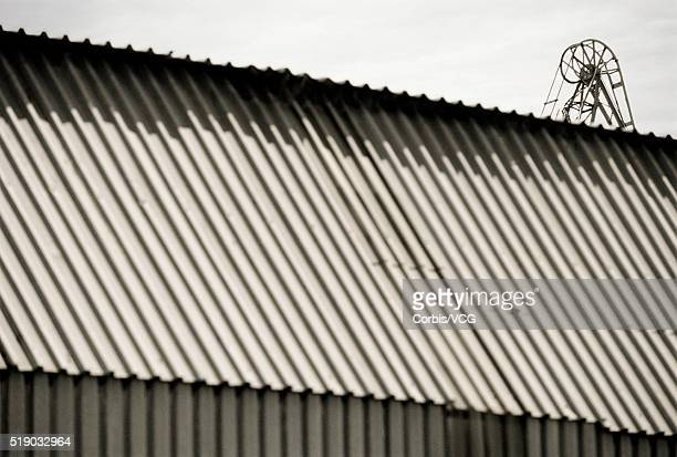Corrugated Steel Building