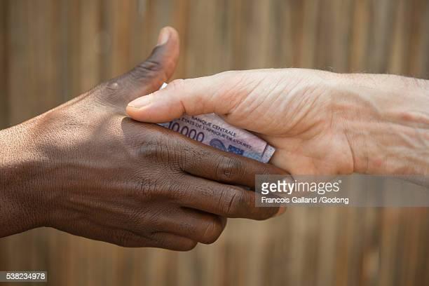 corruption. - soborno fotografías e imágenes de stock
