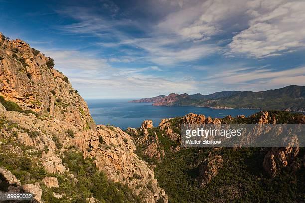 Corse-du-Sud, Corsica, Landscape