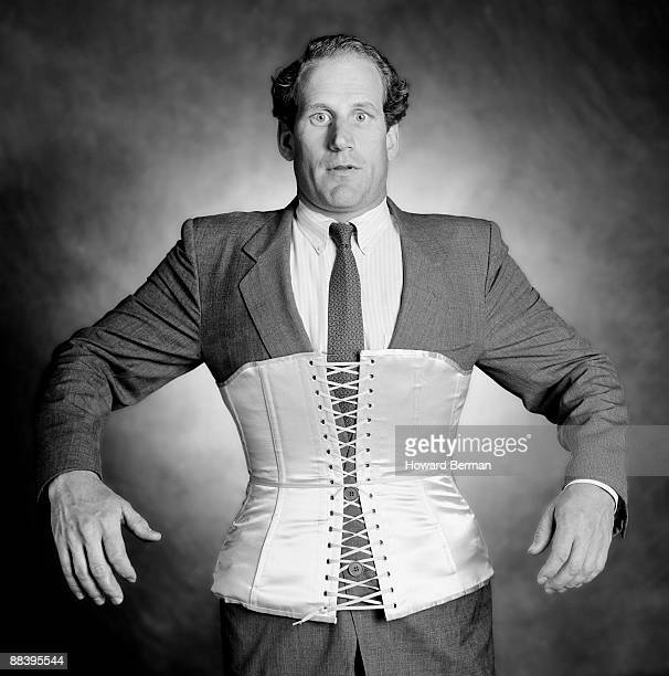 corset man - corset stock pictures, royalty-free photos & images