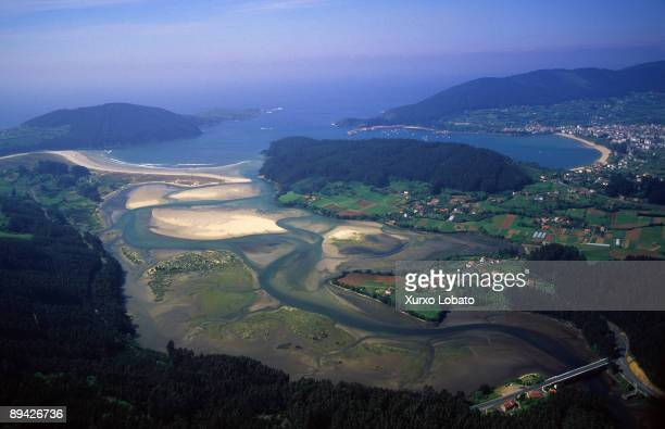 A Coruna Ria of Cedeira Cliffs of Rias Altas A Coruna