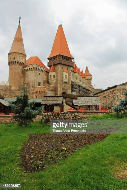 Corvin Castle, also known as Corvins' Castle, Hunyad Castle or Hunedoara Castle (Romanian: