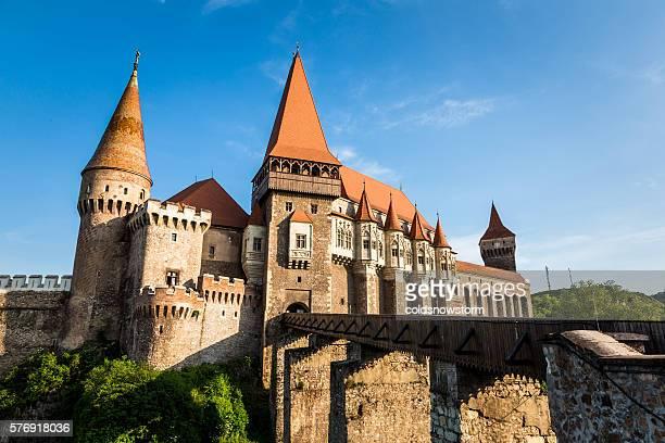 Corvin (Hunyadi) Castle in Hunedoara, Transylvania, Romania