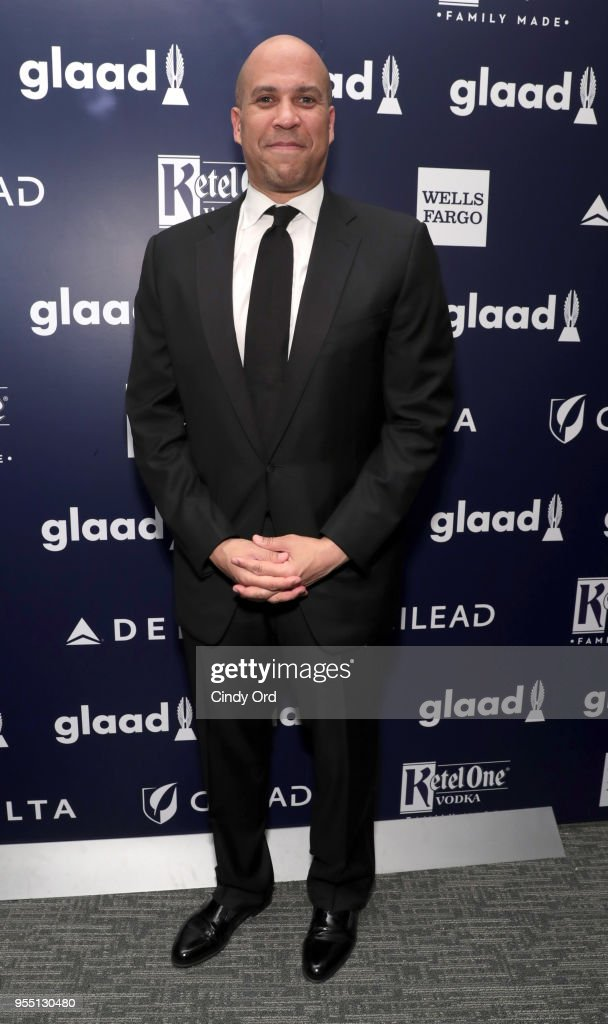 29th Annual GLAAD Media Awards - Backstage