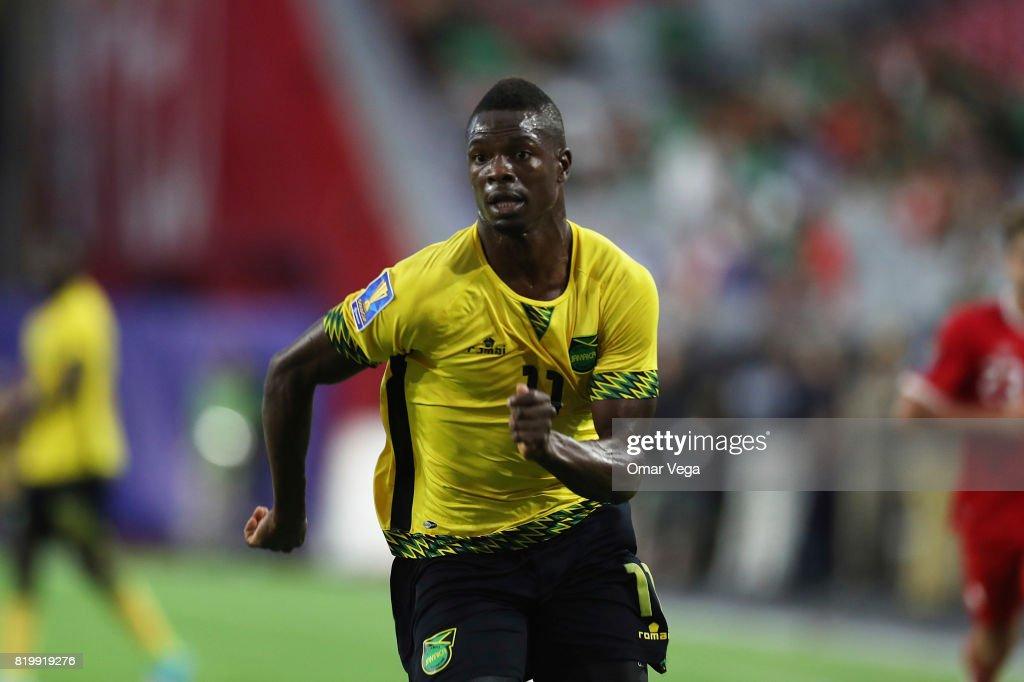 Jamaica v Canada: Quarterfinal - 2017 CONCACAF Gold Cup : News Photo