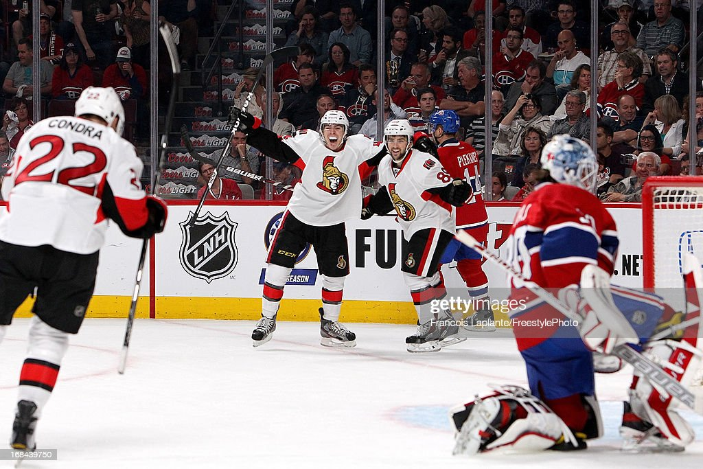 Ottawa Senators v Montreal Canadiens - Game Five