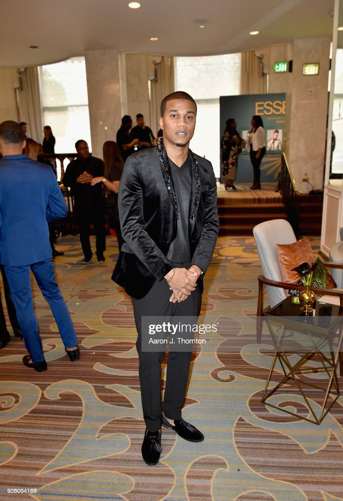 Cory Hardrict attends the 2018 Essence Black Women In Hollywood Oscars Luncheon at Regent Beverly Wilshire Hotel on March 1, 2018 in Beverly Hills, California.