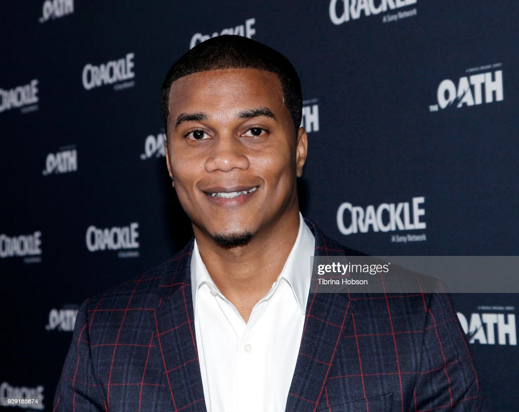 """Premiere Of Crackle's """"The Oath"""" - Red Carpet : News Photo"""