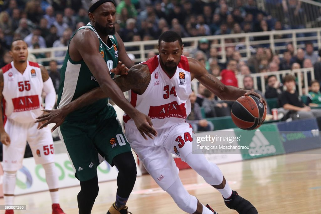 Panathinaikos Superfoods Athens v AX Armani Exchange Olimpia Milan - Turkish Airlines EuroLeague