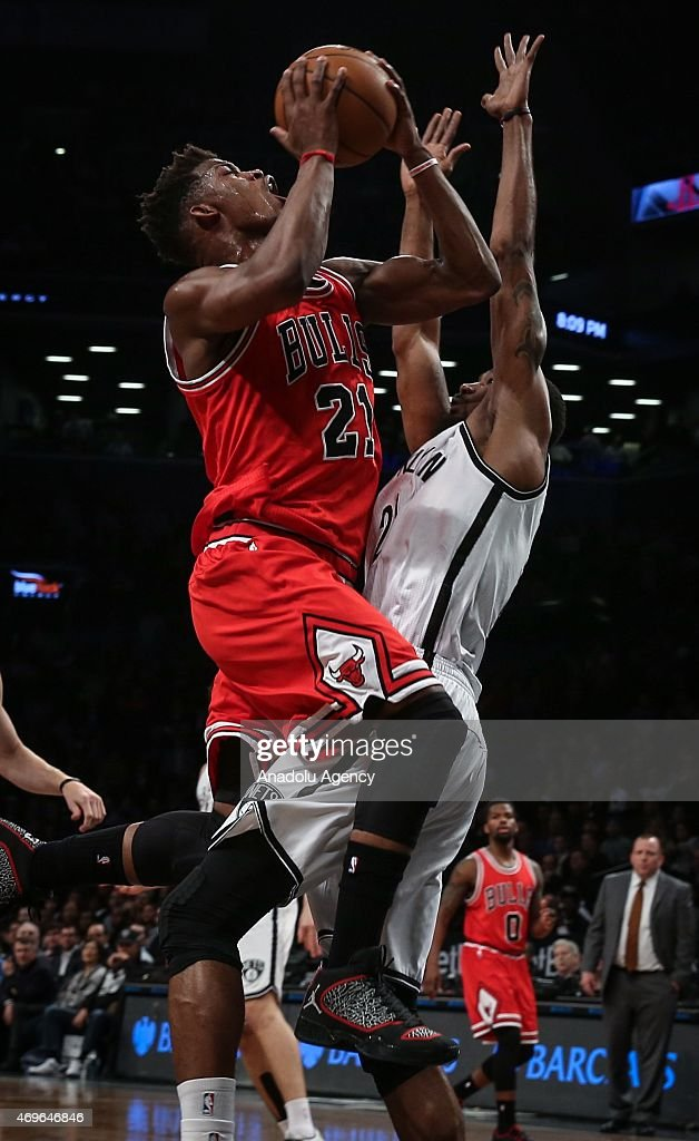 Chicago Bulls vs Brooklyn Nets : News Photo
