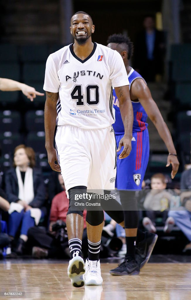 Long Island Nets v Austin Spurs