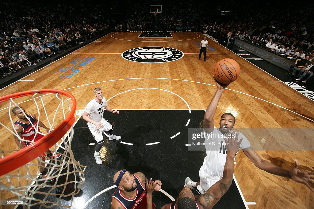 Washington Wizards v Brooklyn Nets