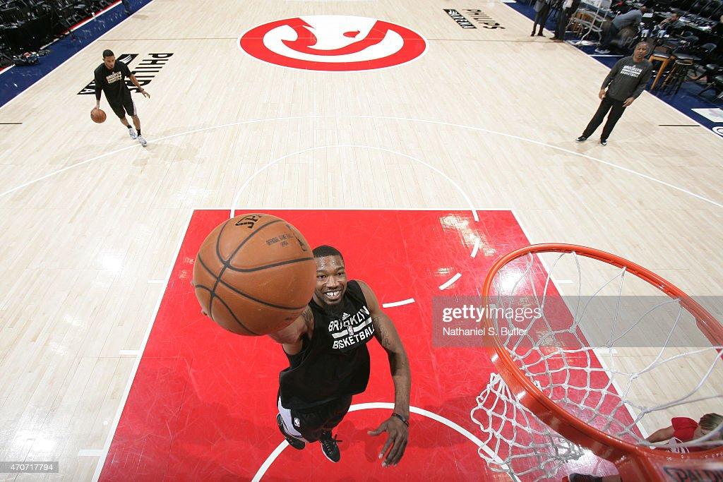 Brooklyn Nets v Atlanta Hawks - Game Two