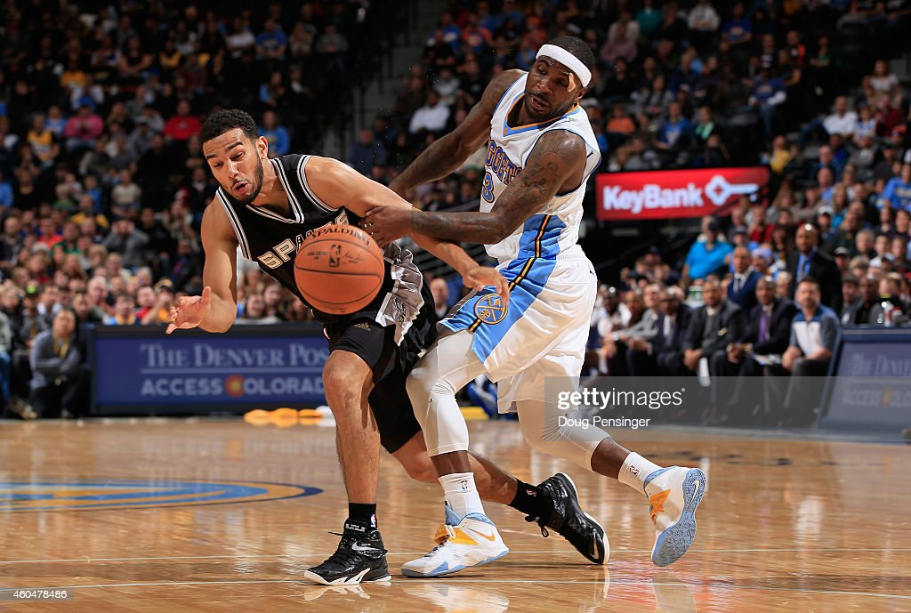 San Antonio Spurs v Denver Nuggets