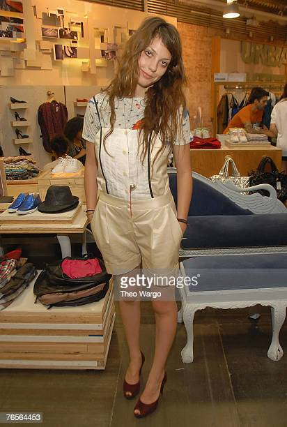 Cory Kennedy at Nylon Magazine and Urban Outfitters party in New York City on September 6 2007