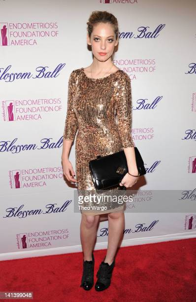 Cory Kennedy attends the Endometriosis Foundation of America's 4th annual Blossom Ball at The New York Public Library Stephen A Schwarzman Building...