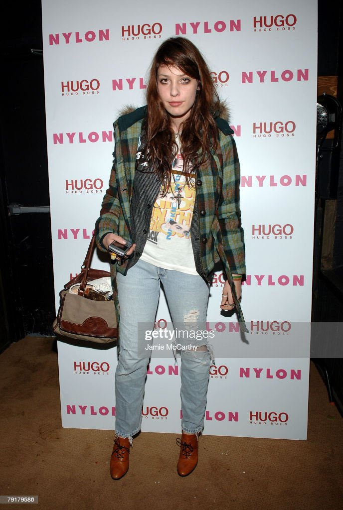 Cory Kennedy attends the Nylon Magazine and Hugo Boss Party for 'The Horrors' at Marquee / Harry O's on January 18, 2008 in Park City, Utah.