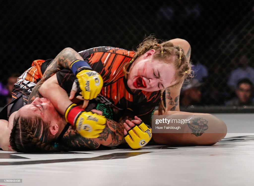 Cage Warriors 97 : News Photo