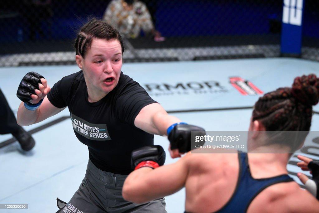 Dana White's Contender Series - Demopoulos v McKenna : News Photo