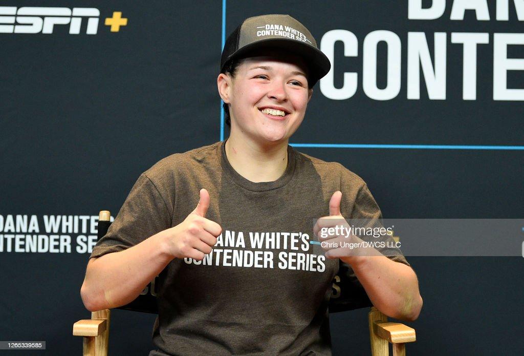 Dana White's Contender Series - Season 4 Week 2 : News Photo