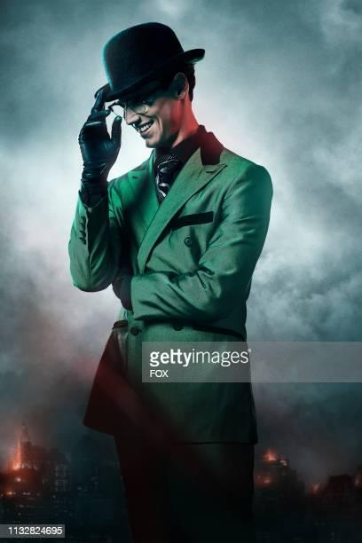 Cory Michael Smith as Edward Nygma / The Riddler. Season 5 of GOTHAM premieres Thursday, Jan. 3 on FOX.