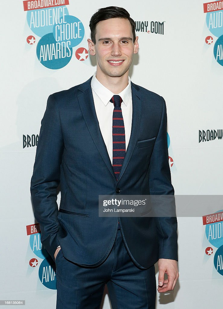 Cory Michael Smith attends The 2013 Broadway.com Audience Choice Awards at Jazz at Lincoln Center on May 5, 2013 in New York City.